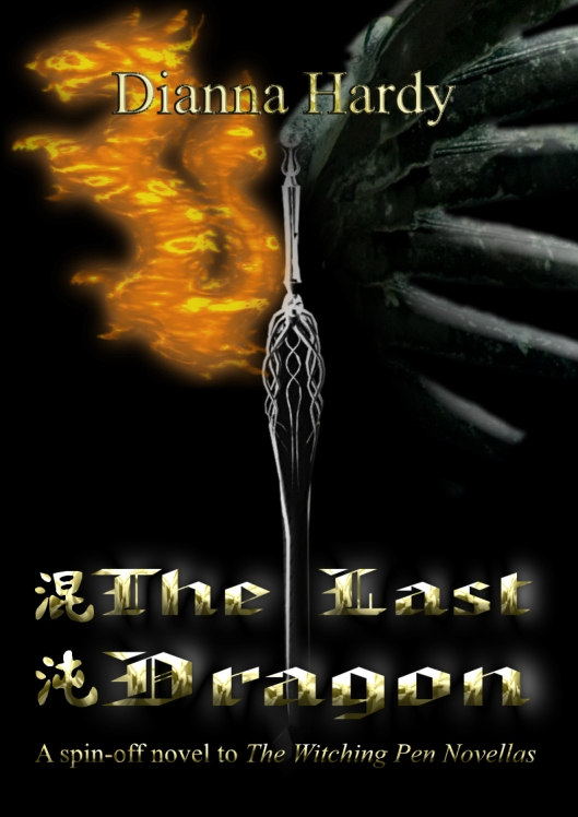 The Last Dragon front cover small
