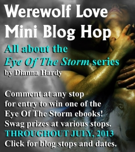 Werewolf Love Blog Hop