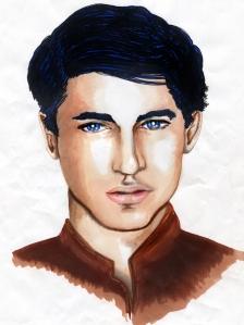 Damon, hero of Last of the Blood