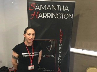 Samantha Harrington Author giving away free books