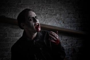 gothic vampire blood