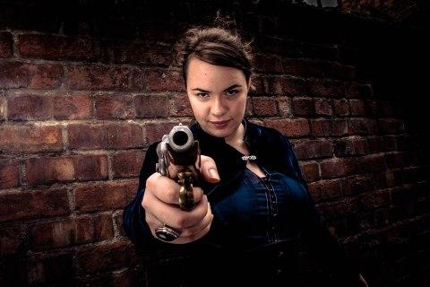 Lady Catherine, detective of Berg