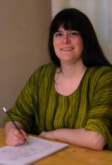 Alicia Wright Vampire author