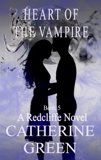 Heart of the Vampire a redcliffe novel cover