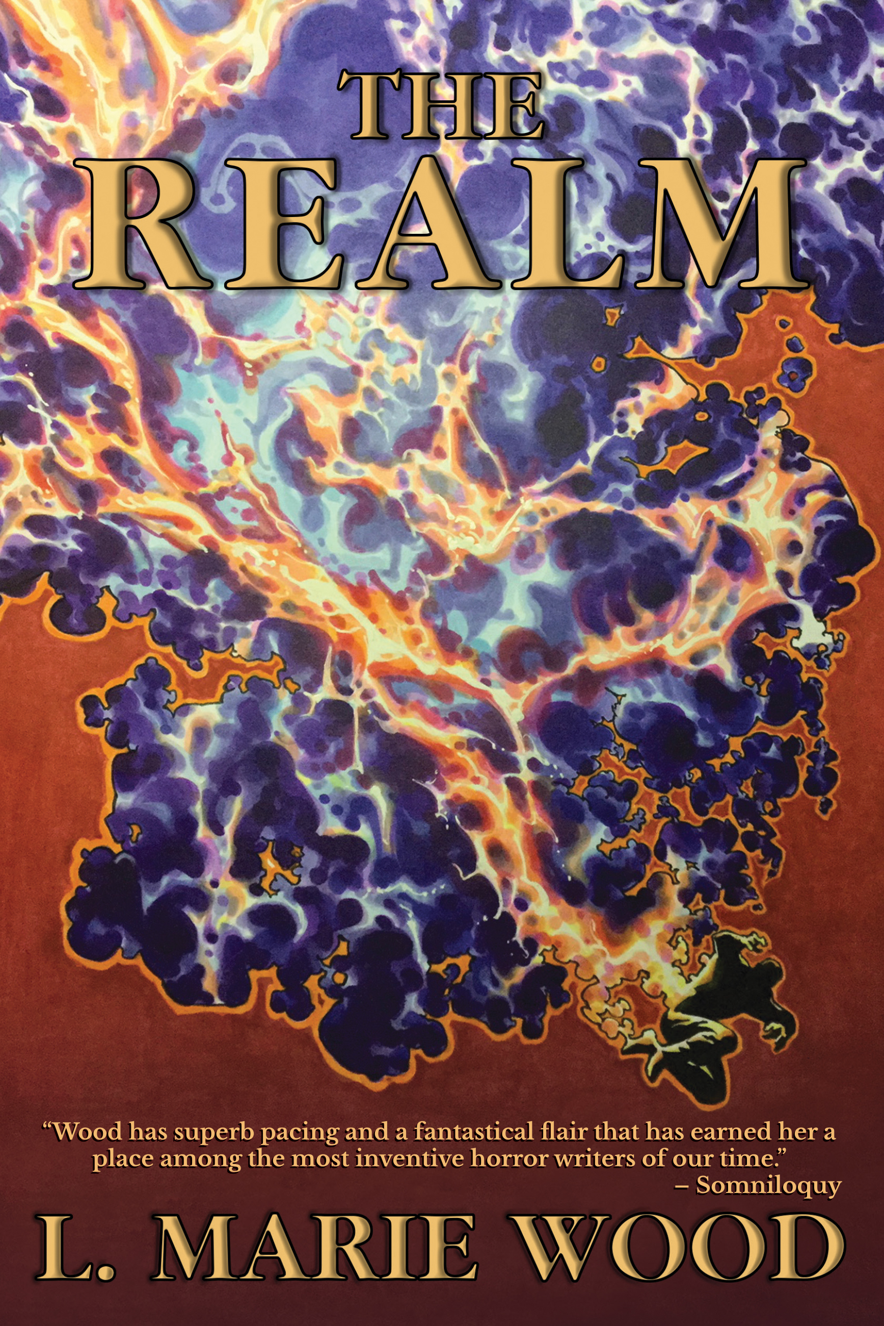 Cover of The Realm by L. Marie Wood